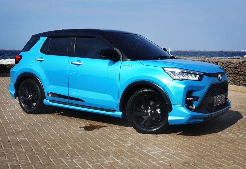 Harga, Promo, Review Mobil Toyota Raize Terbaik